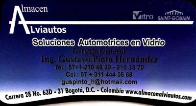 ALMACEN ALVIAUTOS | amarilla.co