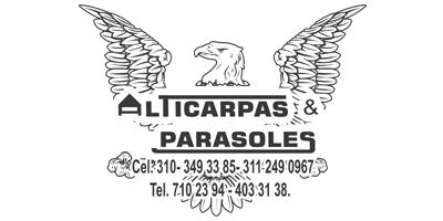 ALTICARPAS Y PARASOLES | amarilla.co