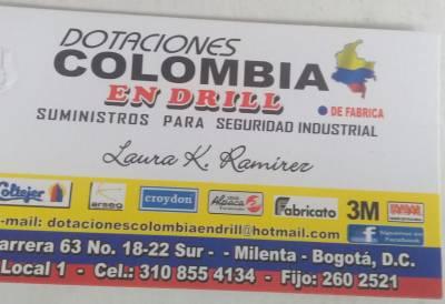 Dotaciones Colombia en Drill | amarilla.co