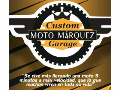MOTO MÁRQUEZ CUSTOM GARAGE | amarilla.co