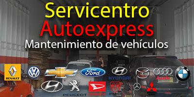 Servicentro AutoExpress mantenimiento de vehículos | amarilla.co