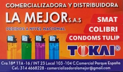 COMERCIALIZADORA Y DISTRIBUIDORA LA MEJOR SAS | amarilla.co