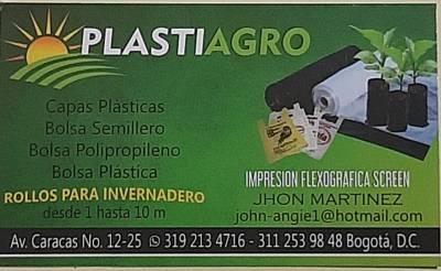 PLASTIAGRO | amarilla.co