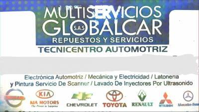 MULTISERVICIOS GLOBAL CAR SAS | amarilla.co