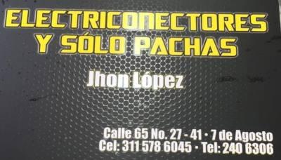 ELECTRICONECTORES  Y SOLO PACHAS | amarilla.co