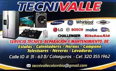 TECNIVALLE | amarilla.co