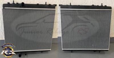 Radiador refrigeración de motor c xsara picasso Peugeot 206, 307 1.6   amarilla.co
