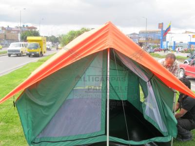 camping tipo casita ref campi 11 lona verano para piso y lona 30.100 desde $ 350.000 | amarilla.co