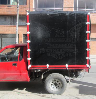 CARPA TIPO CAMION DESDE $ 490.000 | amarilla.co