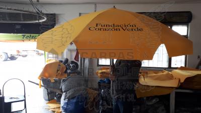 parasol  Tipo sombrilla  redondo desde $ 120.000 | amarilla.co
