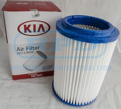 filtro aire k2500 original 28113-4e500   amarilla.co