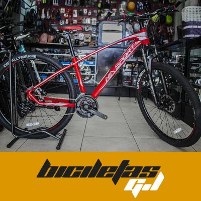 bicicleta todo terreno rin 29 Nia sport hidráulica | amarilla.co