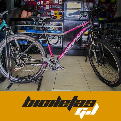 bicicleta todo terreno rin 27.5 Hamer | amarilla.co