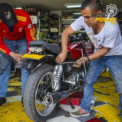 mantenimiento general para motos de bajo cilindraje | amarilla.co