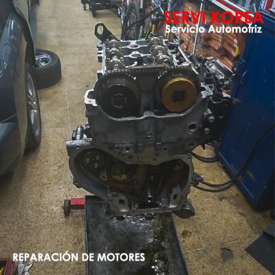 Reparación de motores | amarilla.co