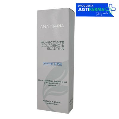 Ana María crema humectante más colágeno y elastina x 120 ml | amarilla.co