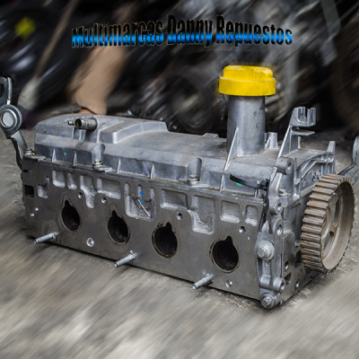 Culata motor renault logan   amarilla.co