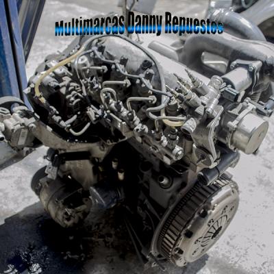 Motor más accesorios renault trafic modelo 2015 cc 1896 con turbo   amarilla.co