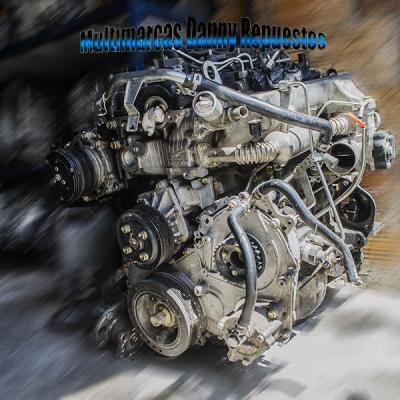 Motor más accesorios jimbei h2 modelo 2015   amarilla.co