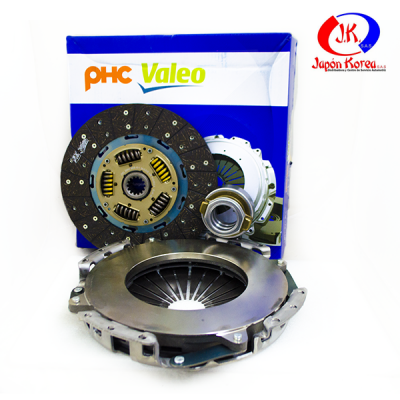KIT DE CLUTCH HYUNDAI HD72 - COUNTY - MISTSUBISHI 4D34 - CANTER CON BALINERA | amarilla.co