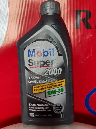 MOBIL SUPER 2000 10W30 | amarilla.co