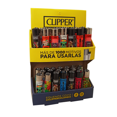 ENCENDEDOR CLIPPER | amarilla.co