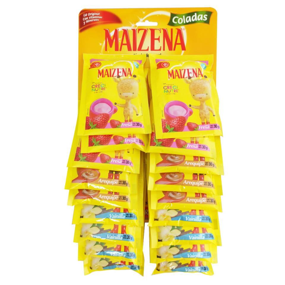 COLADA MAIZENA ORIGINAL POR 18 SACHETS | amarilla.co