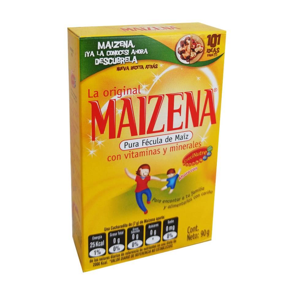 MAIZENA LA ORIGINAL 90 GRAMOS | amarilla.co