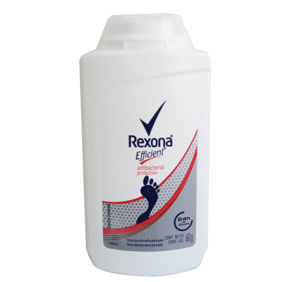 REXONA EFFICIENT POR 60 GRAMOS | amarilla.co