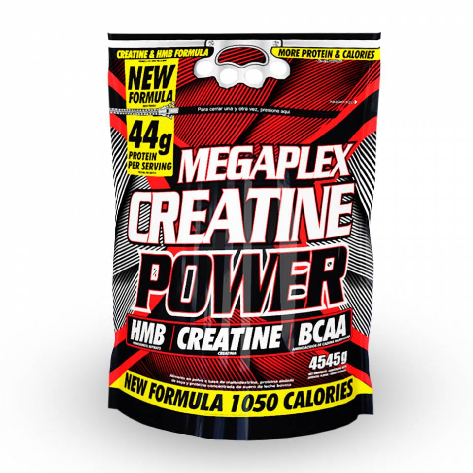 Megaplex Creatine Power 10 libras | amarilla.co