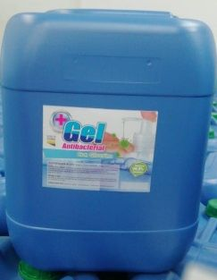 GEL ANTIBACTERIAL 20 LTS | amarilla.co