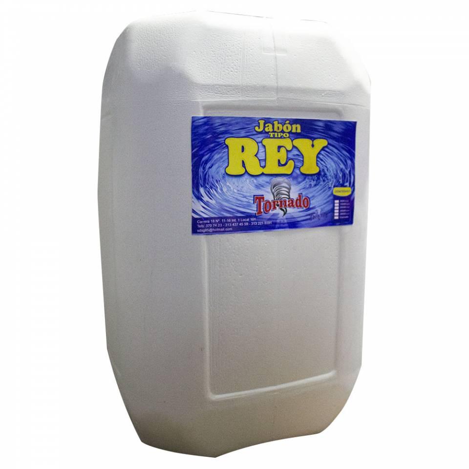 jabón tipo rey 20 litros | amarilla.co