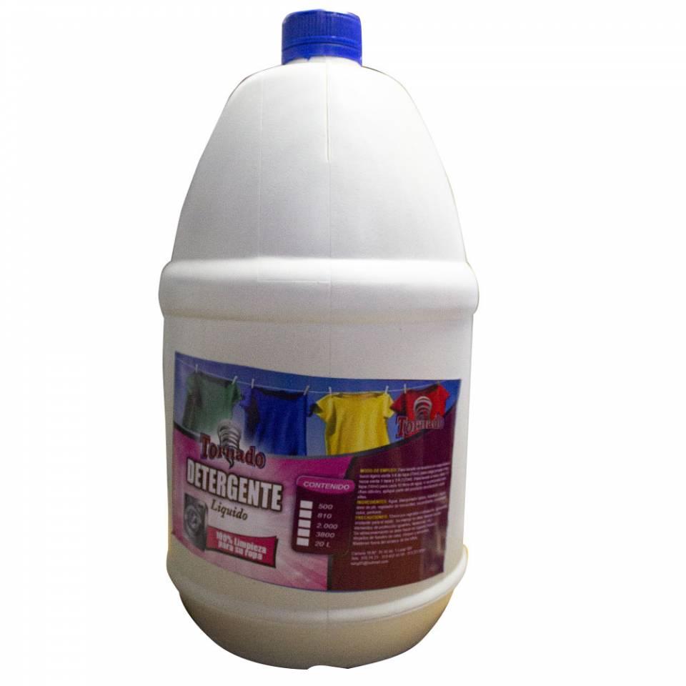 detergente líquido 3800 cc | amarilla.co