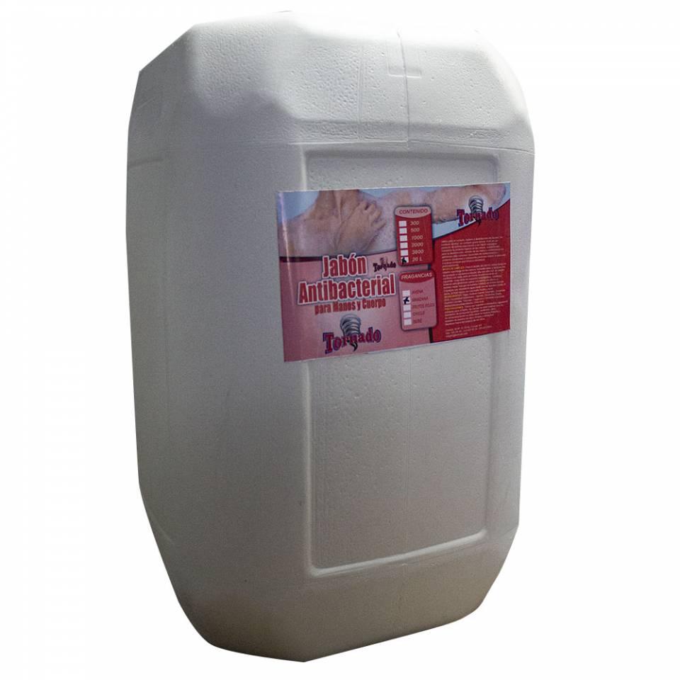 Jabón de mano Antibacterial 20 litros | amarilla.co
