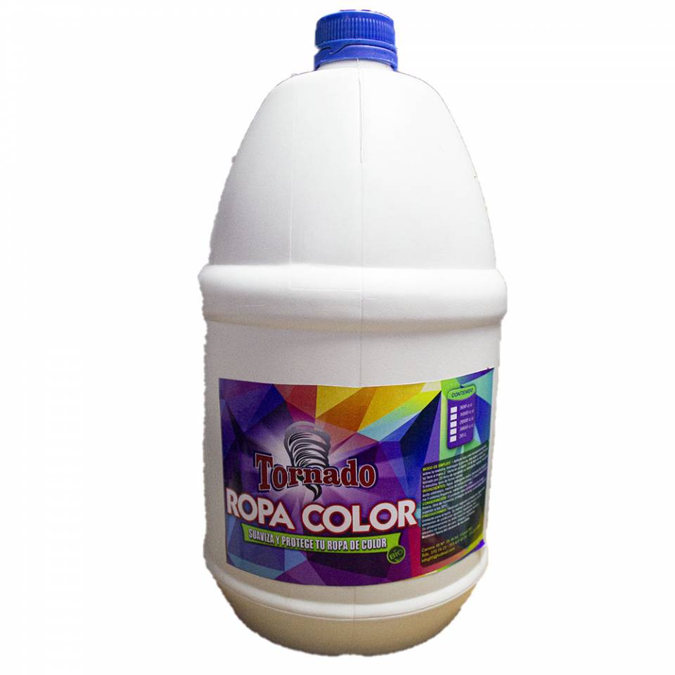 cloro ropa color 3800 ml | amarilla.co