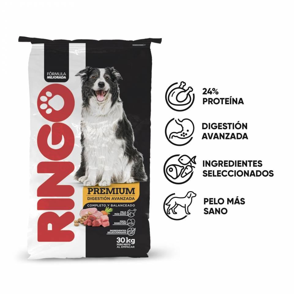 RINGO PREMIUM X 30KG | amarilla.co