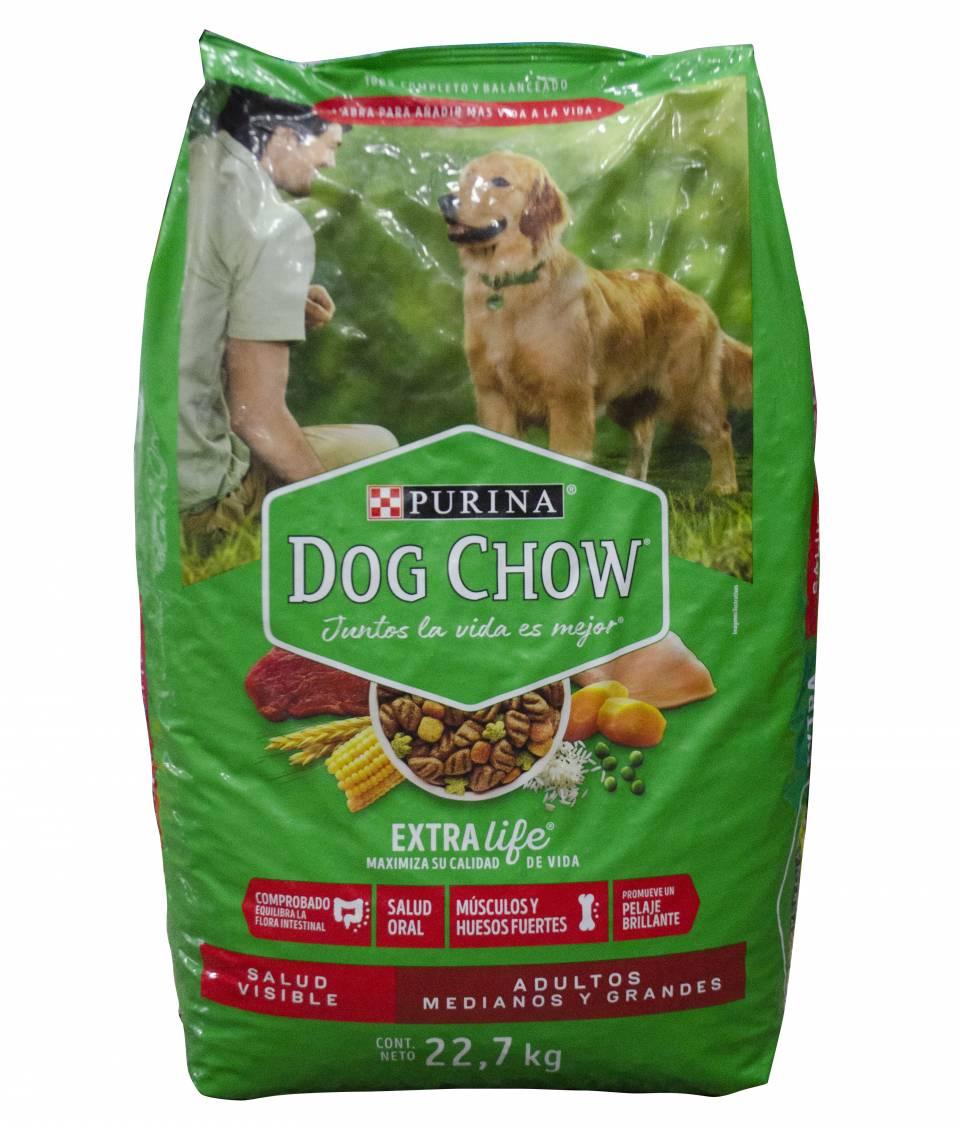 Purina DogChow Extra Life x 22,7 kilos | amarilla.co
