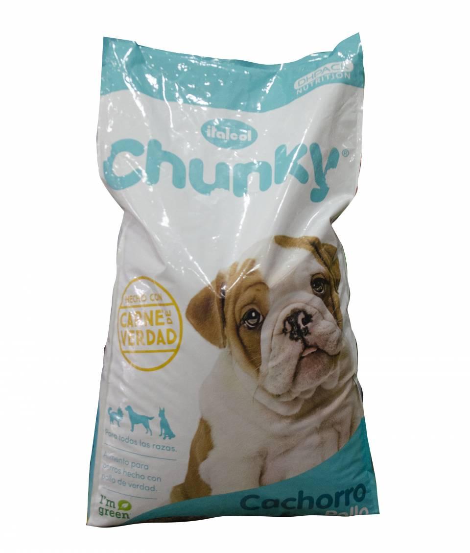 Chunky Cachorro pollo x 15 kilos | amarilla.co
