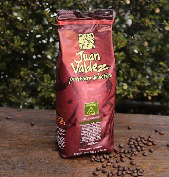 Café Juan Valdez Cumbre Premium 500 gramos Bogotá | amarilla.co