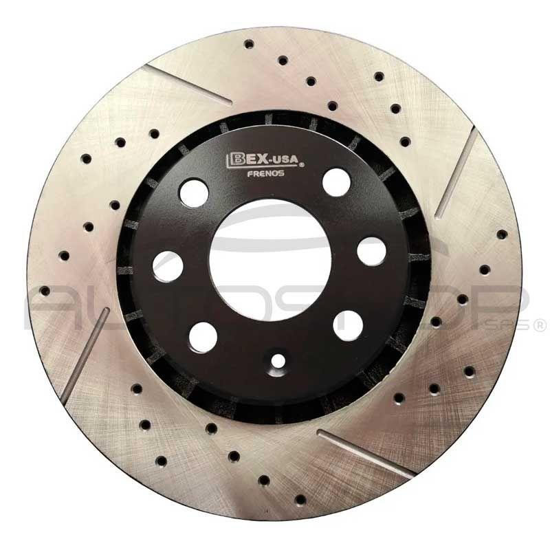 Disco Freno Aveo 1.4 - 1.5 - 1.6.cc Hiperventilados | Perforados | amarilla.co