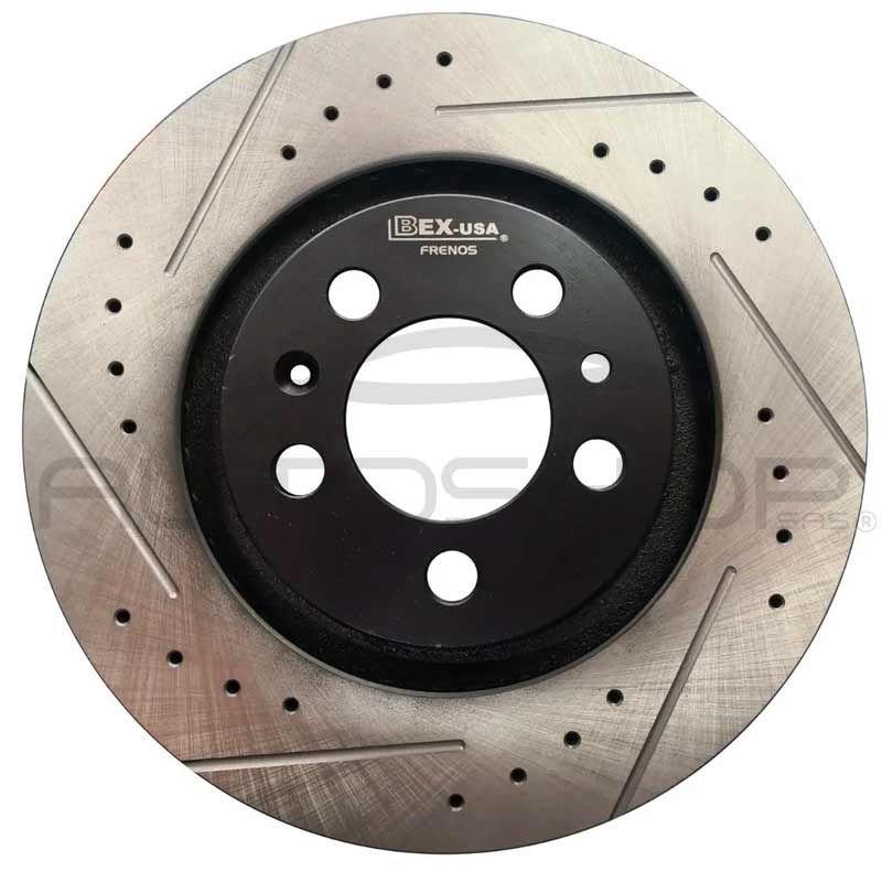 Disco Freno Del Jetta Clas | Octavia | A3 1.8cc Hiperventilados | amarilla.co