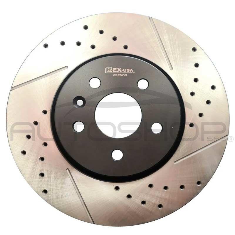 Disco de Freno Chevrolet Tracker Del 2013 en adelante Hiperventilados | Perforados | amarilla.co