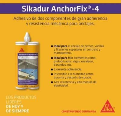 sikadur AnchorFix 4 | amarilla.co