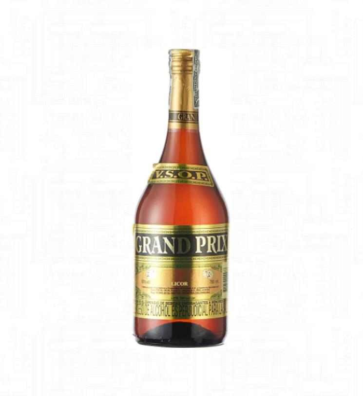 Grand Prix X12 Botella | amarilla.co