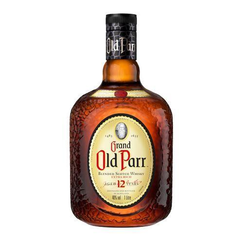 Whisky Old Parr Litro | amarilla.co
