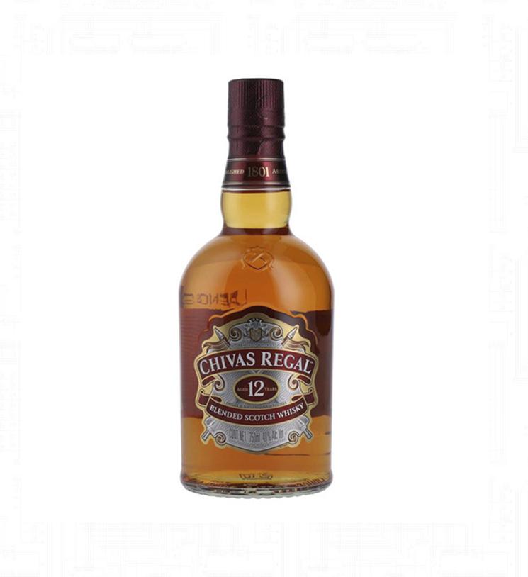 Whisky Chivas Regal Botella | amarilla.co