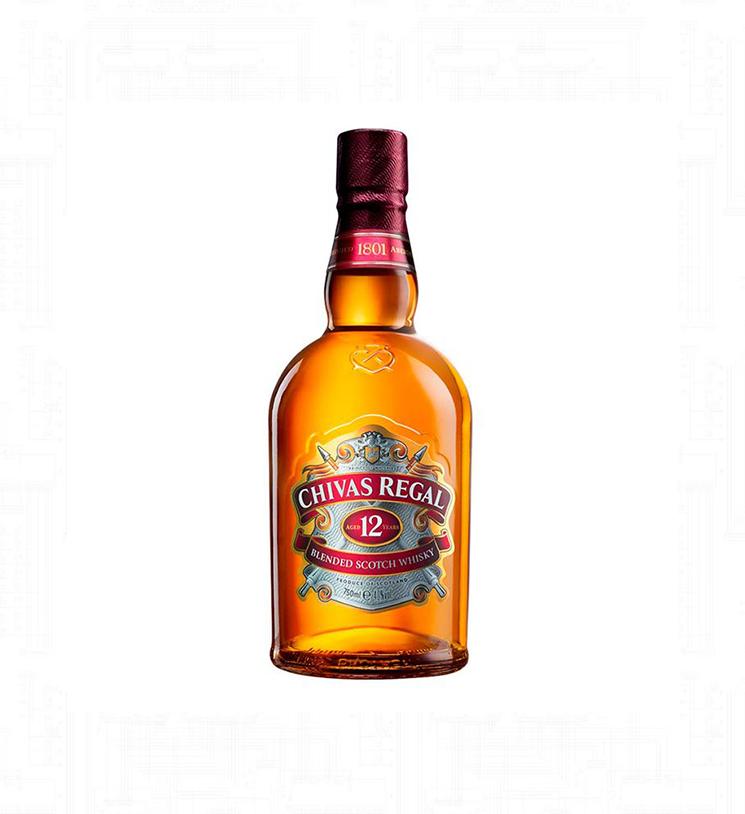 Whisky Chivas Regal Media | amarilla.co